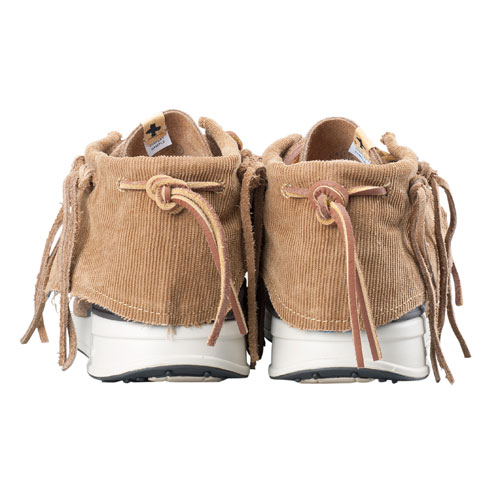 Visvim Fbt Corduroy Brown